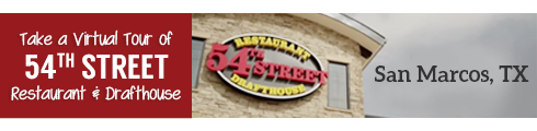 Tour Our New Concept - 54th Street Restaurant & Drafthouse