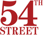 54th Street logo. Go to home page.
