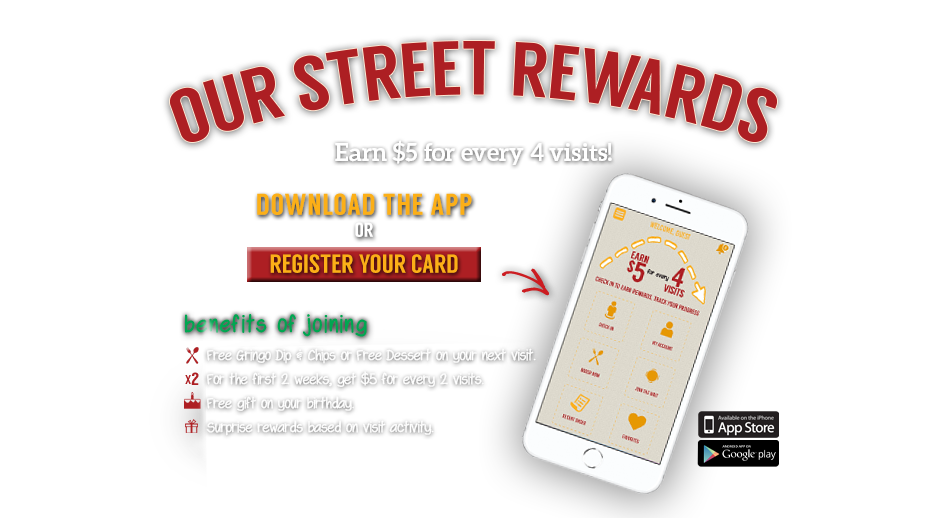 Our Street Rewards